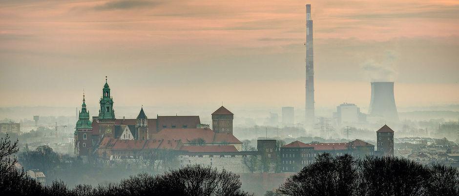 Krakow_Wawel_i_Leg_przed_wschodem_Slonca