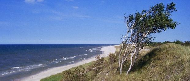 Polskie wybrzeże Bałtyku (2005)